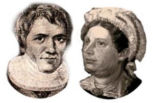 Johan Ernst og Else Margrethe Welhaven